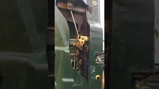 Land  Rover Defender  Door Lock Sticking- repair advice