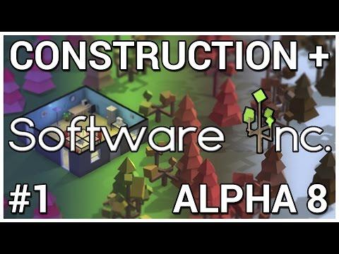 New Beginning = Construction + Software Inc. [Alpha 8] #1