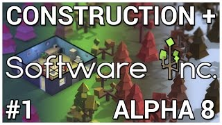 New Beginning = Construction + Software Inc. [Alpha 8] #1