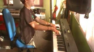 kiss me one last time j nez piano version