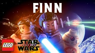 Finn Vignette - LEGO Star Wars: The Force Awakens