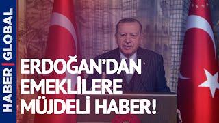 Emeklilere Bayram İkramiyeleri Ne zaman Yatacak? Erdoğan Müjdeyi Verdi!