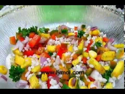 My sri lankan kitchen with lymol rice salad recipe no 82 youtube my sri lankan kitchen with lymol rice salad recipe no 82 forumfinder Images