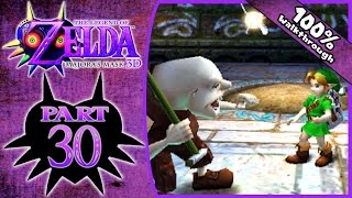 The Legend of Zelda: Majora's Mask 3D - Part 30   Ikana Canyon Grave Digging! [100% Walkthrough] thumbnail