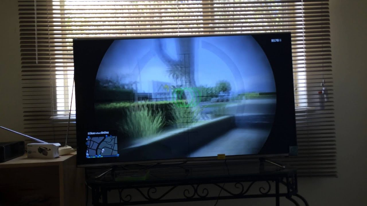 Hisense TV model 50k390PAD Problem, Motion blur