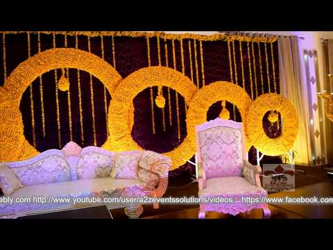 latest-mehndi-decoration-ideas-|-pakistani-wedding-mehndi-function-video-|-03214268177