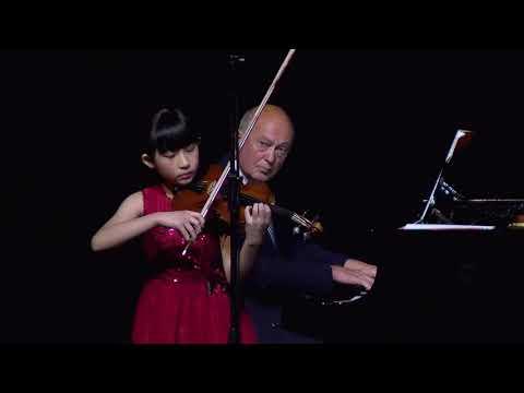 Carmen Fantasy, Op. 25, Pablo de Sarasate - Chloe Chua
