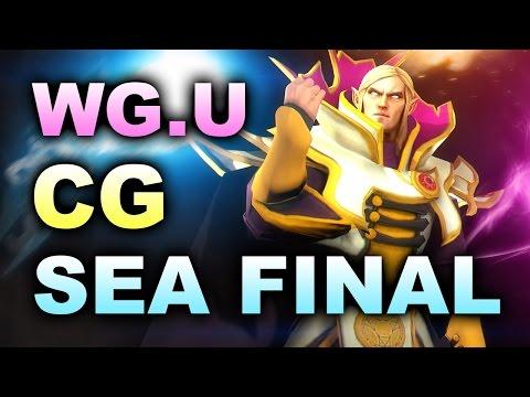 WG.U vs Clutch Gamers - Crazy SEA FINAL - Summit 7 DOTA 2