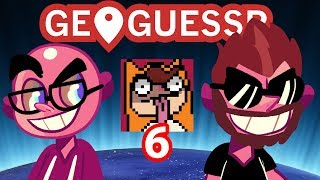 Northernlion and Sinvicta Play: GeoGuessr [Episode 6]