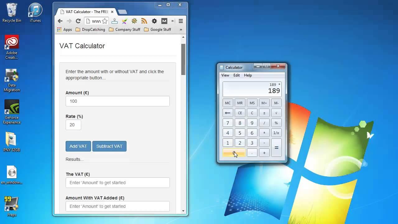 Online free vat calculator in uae & bahrain, calculate vat in.