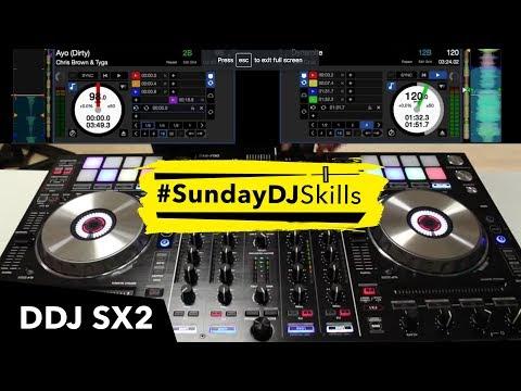 Pioneer DDJ SX2 Wordplay DJ Mix - #SundayDJSkills