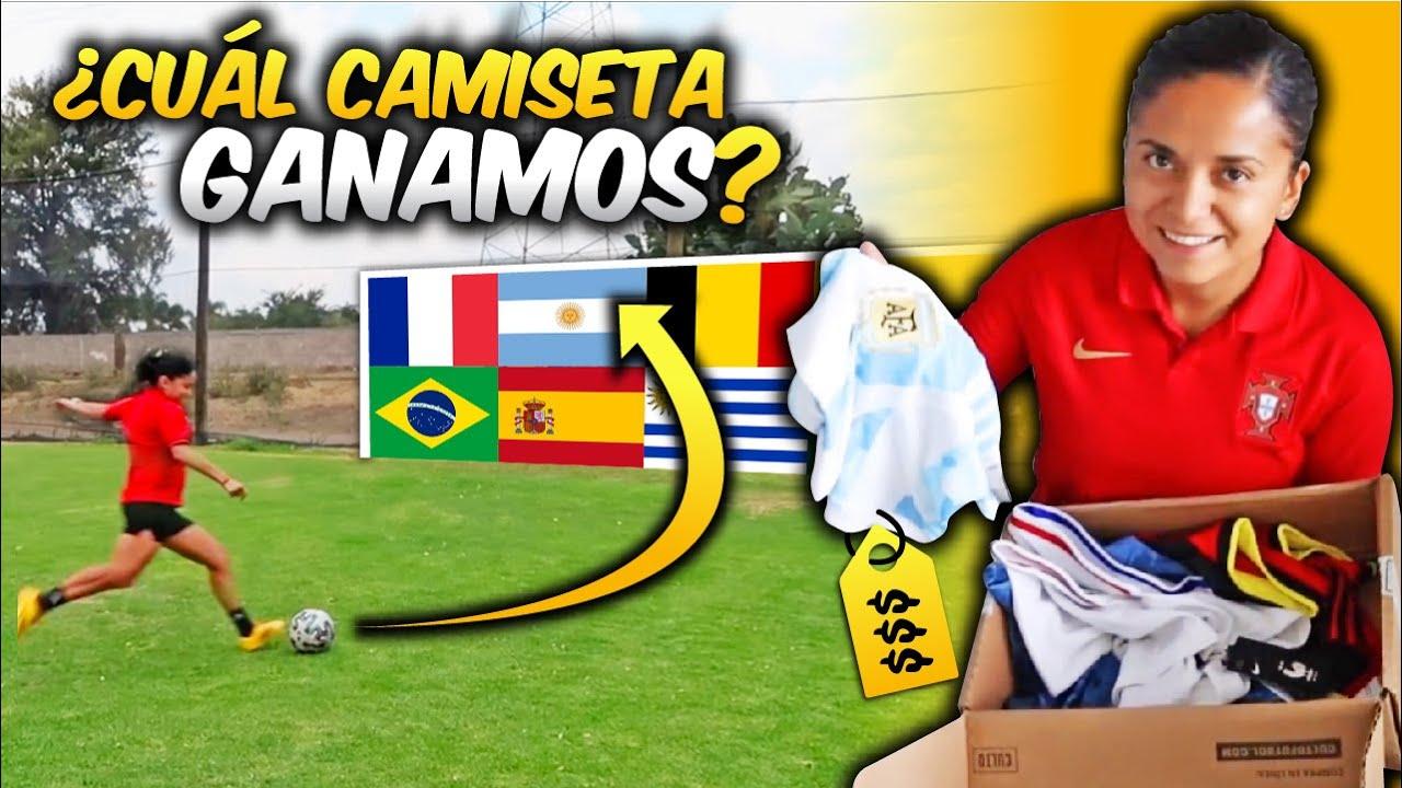 TIRA y GANA los jerseys de COPA AMÉRICA y EUROCOPA | Dúo Dinámico