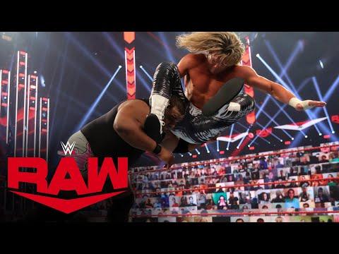 Keith Lee vs. Dolph Ziggler: Raw, Aug. 31, 2020