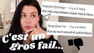 Real Talk : Instagram n'est pas si fiable ... | Vlog