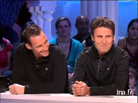 Fabrice Santoro et Michaël Llodra - Archive INA