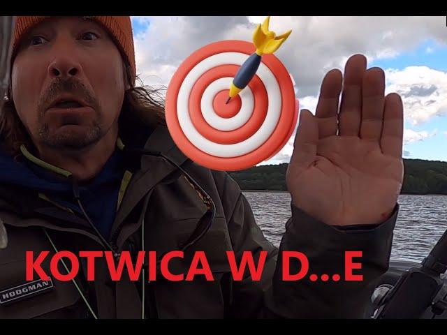 Kotwica w d...e / wędkarskie przypadki / odc.76