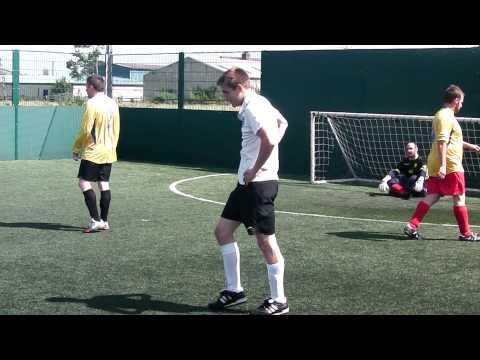 Aviva York 5-A-Side Football Tournament Final 2012