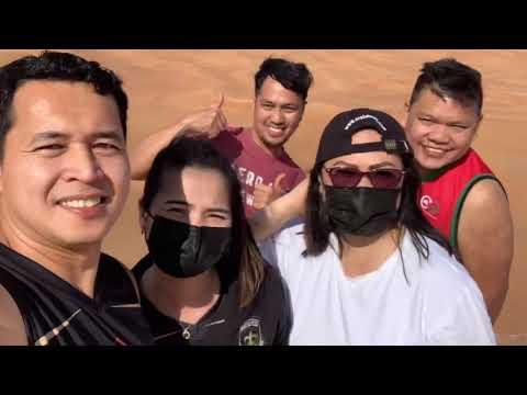 Desert Camping and Safari and Mukbang