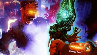 "Black Ops 3 ZOMBIES ""SHADOWS OF EVIL"" - LIGHTNING SWORD GUIDE! (Black Ops 3 Zombies Easter Egg)"