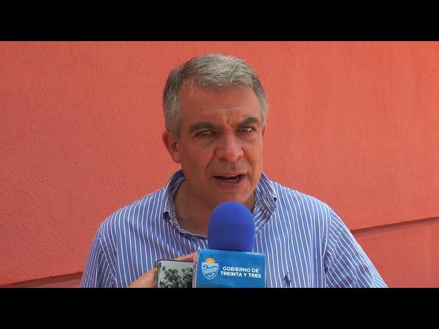 FRUCTÍFERA REUNIÓN ENTRE EL INTENDENTE DEPARTAMENTAL DR. MARIO SILVERA ARAUJO Y EL SUNCA.