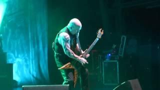 Slayer - Hate Worldwide, live @ Zenith Munich 10.11.2015