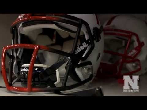 Nebraska Football Equipment Room Tour