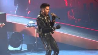 Queen + Adam Lambert - Another One Bites the Dust - 30 January 2015 - Ziggo Dome - Amsterdam