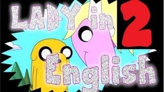 Adventure Time - Lady Rainicorn Translations Korean to English 2)