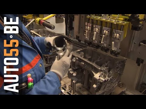 Peugeot PSA PureTech Motor