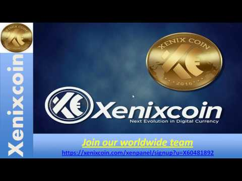 Xenixcoin Presentation in English (Crypto Currency)