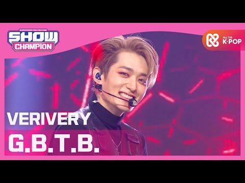 [Show Champion] [COMEBACK] 베리베리 - G.B.T.B (VERIVERY - G.B.T.B.) l EP.375