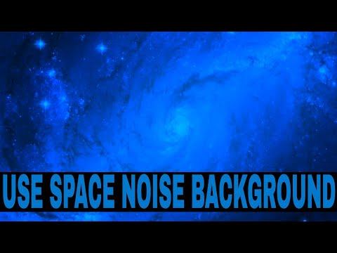 HOW TO USE SPACE SOUND + 88 MINUTES OF UNIVERSAL SPACE NOISE. ATLANTIS SPACESHIP | PART #2