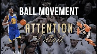 The Secrets to Top Level Ball Movement