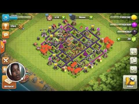 How To Change Coc Pass Word