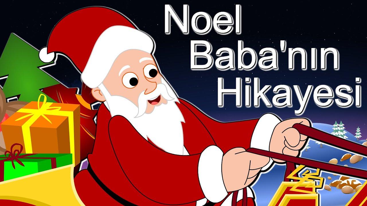 Noel Baba'nın Hikayesi | Yeni yıl | The Story of Santa Claus | Masal dinle | Türkçe peri masallar