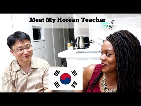 Meet My Korean Teacher! 🇰🇷 | South Korea ❤