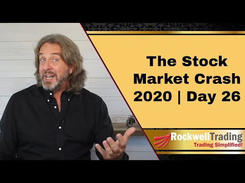 The Stock Market Crash 2020 – Day 26