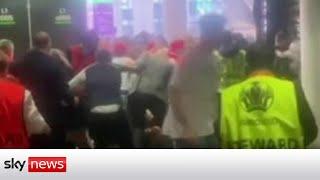 Euro 2020 final: England hooligans shame nation