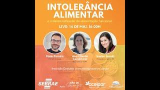 Live: Intolerância Alimentar e a democratização da alimentação funcional