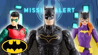 Part 1 | Batman Missions: Stop-Motion Adventures | DC Kids
