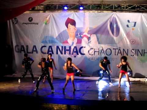 Nhảy hiện đại - Đại học Đà Lạt 23-09