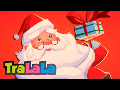 Moș Crăciun, Moșul bun - Cântece de iarnă pentru copii | TraLaLa
