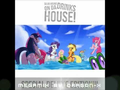 Silva Hound - Drinks On Da House REMIX (Megamix 46 min) [HD]