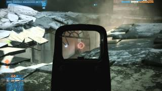 BF3 Close Quarters Release 2XP Week - 88,638 Points in One Match