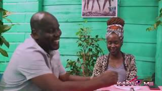 Kansiime's Version of a Double date.  African Comedy 2020