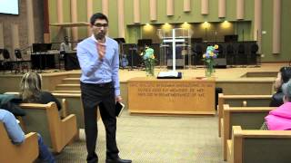 Focus on Your Purpose, Not the Need - Pastor Shyju Mathew