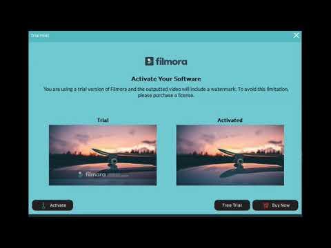 How To Remove Watermark From Wondershare Filmora   FREE!!!