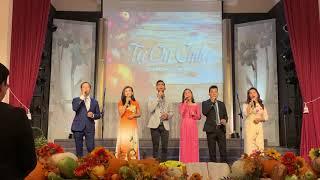 Hng Ln Cha Trn Tri - Ban Ca Ngi Hi Thnh Tin Lnh Vancouver, BC