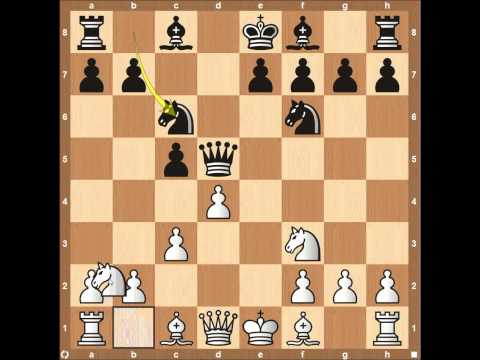Sicilian Defense - Alapin Variation