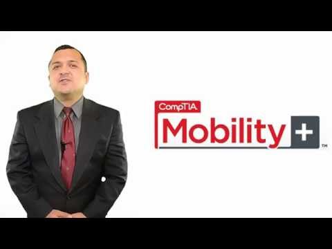 CompTIA MB0-001 Exam For Mobility+ Certification